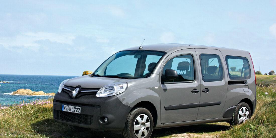 Renault Grand Kangoo 110 dCi, Seitenansicht