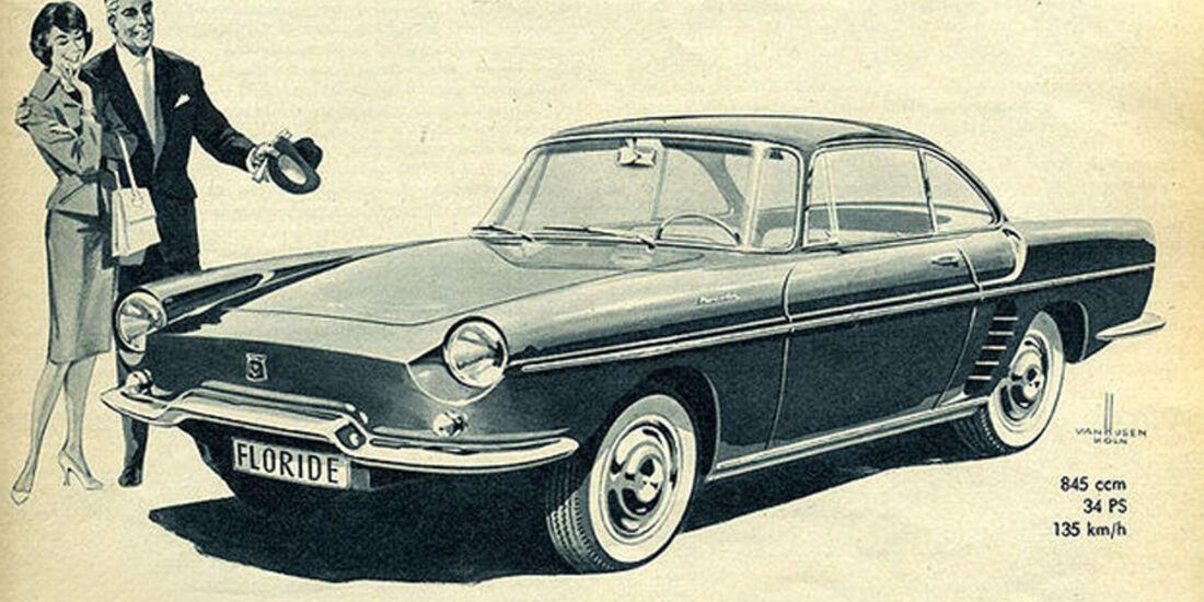 Renault, IAA 1959