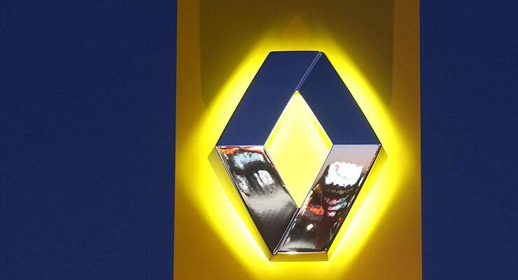 Renault, Logo, Produktion, Unternehmen