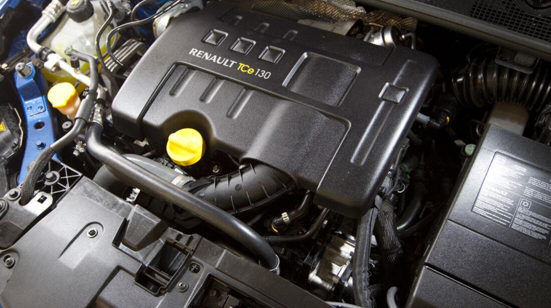 Renault Mégane Coupé Motor