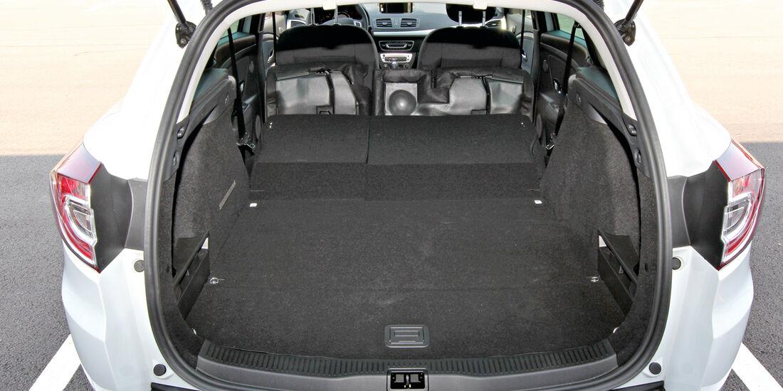 Renault Mégane Grandtour Energy dCi 110, Kofferraum