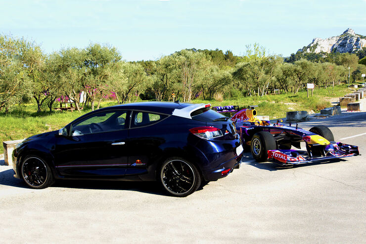 Renault Mégane R.S. Red Bull Racing RB8