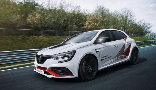 Renault Mégane R.S. TROPHY-R Nordschleife Rekord