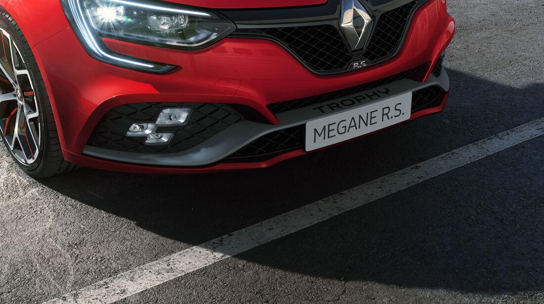 Renault Mégane R.S. Trophy 2018