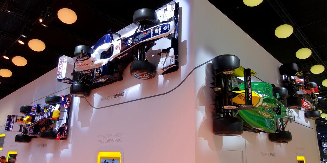 Renault Messestand IAA 2013