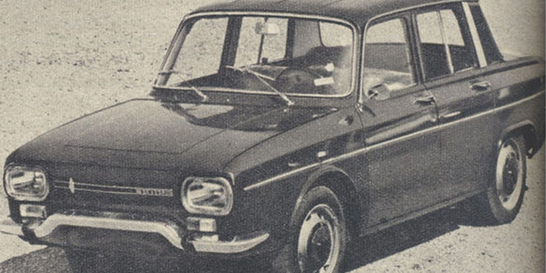 Renault, R10, IAA 1967