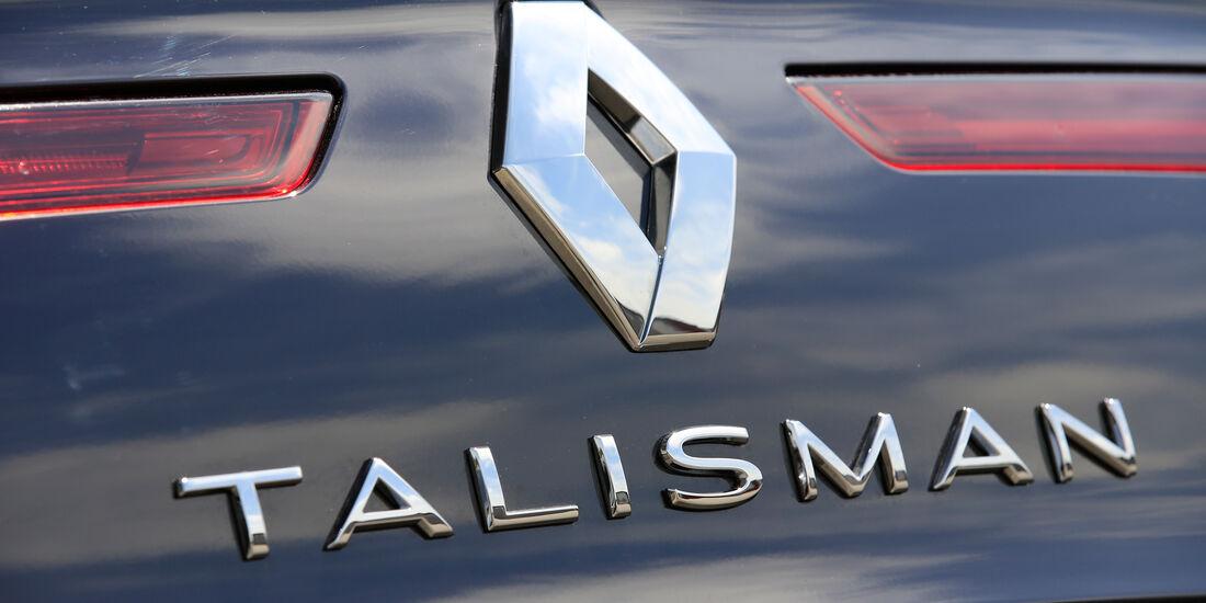 Renault Talisman Grandtour dCi 160, Typenbezeichnung