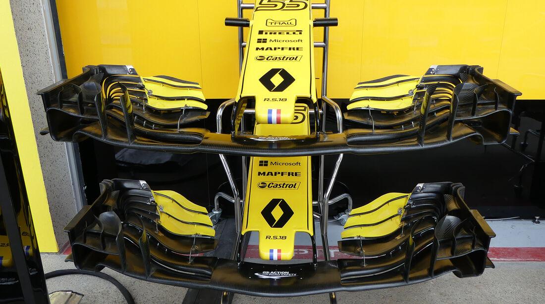 Renault - Technik - GP Kanada 2018