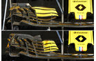 Renault - Technik - Upgrades - GP Belgien / GP Italien 2018