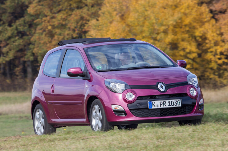 renault twingo 1 2 liberty im fahrbericht mit luft nach. Black Bedroom Furniture Sets. Home Design Ideas