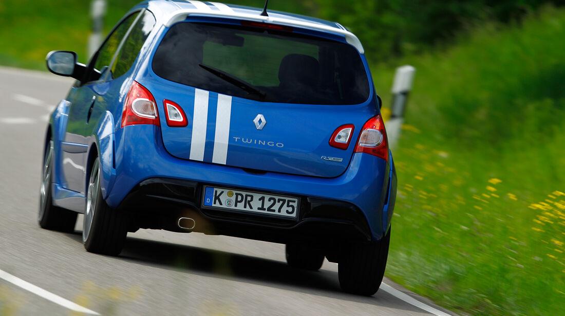 Renault Twingo 1.6 16V 130 Gordini R.S., Heckansicht