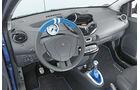 Renault Twingo Gordini R.S., Cockpit, Lenkrad
