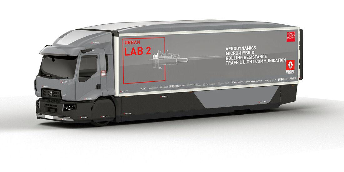 Renault Urban Lab 2 Truck
