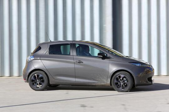 Renault Zoe (2017) Z.E. 40