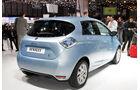 Renault Zoe Autosalon Genf 2012, Messe