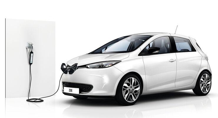 Renault Zoe Notladekabel