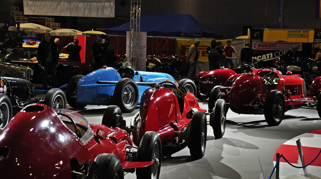 Retro Classics 2012, mokl0312, Maserati