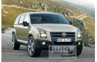 Retusche VW Big SUV