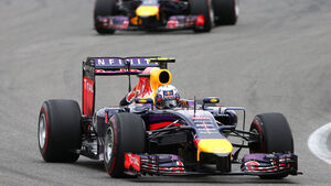 Ricciardo - GP Deutschland 2014