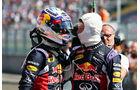 Ricciardo & Kvyat - GP Ungarn 2015
