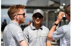 Rio Haryanto - Formel 1 - GP Ungarn - 21. Juli 2016
