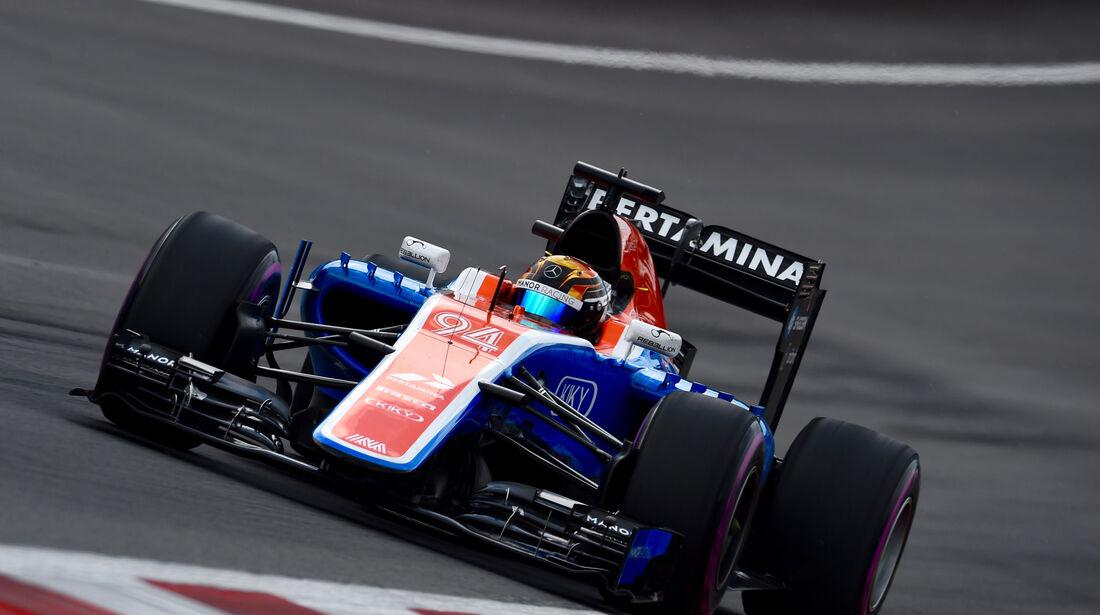 Rio Haryanto - Manor - Formel 1 - GP Österreich - 2. Juli 2016