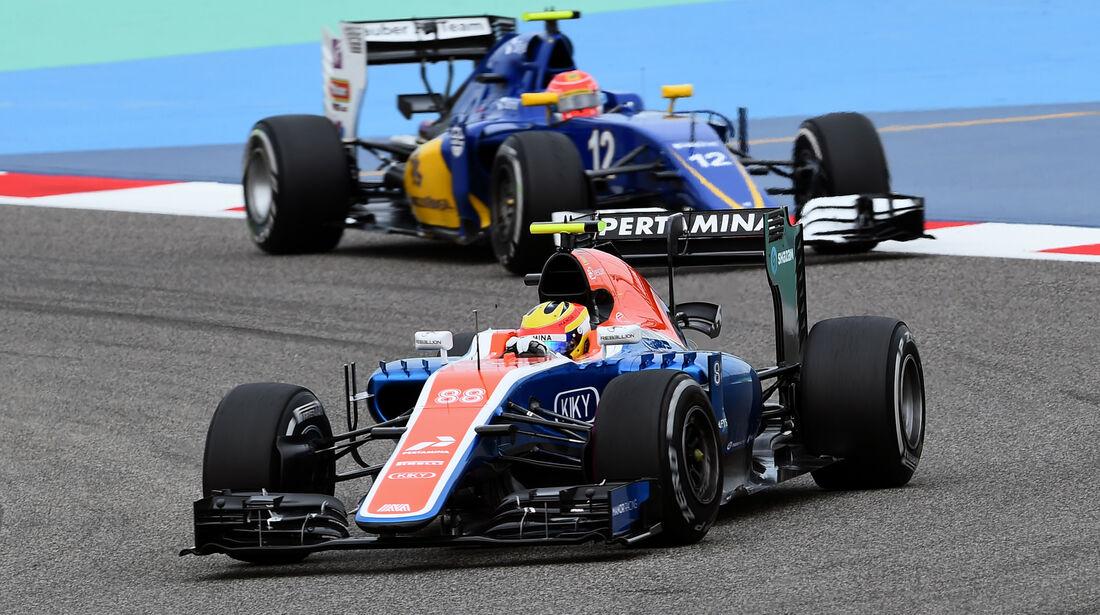 Rio Haryanto - Manor - GP Bahrain - Formel 1 - 1. April 2016