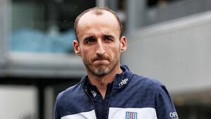 Robert Kubica - Formel 1 - 2018