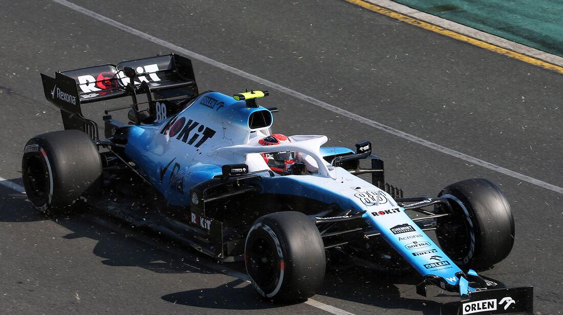 Robert Kubica - GP Australien 2019