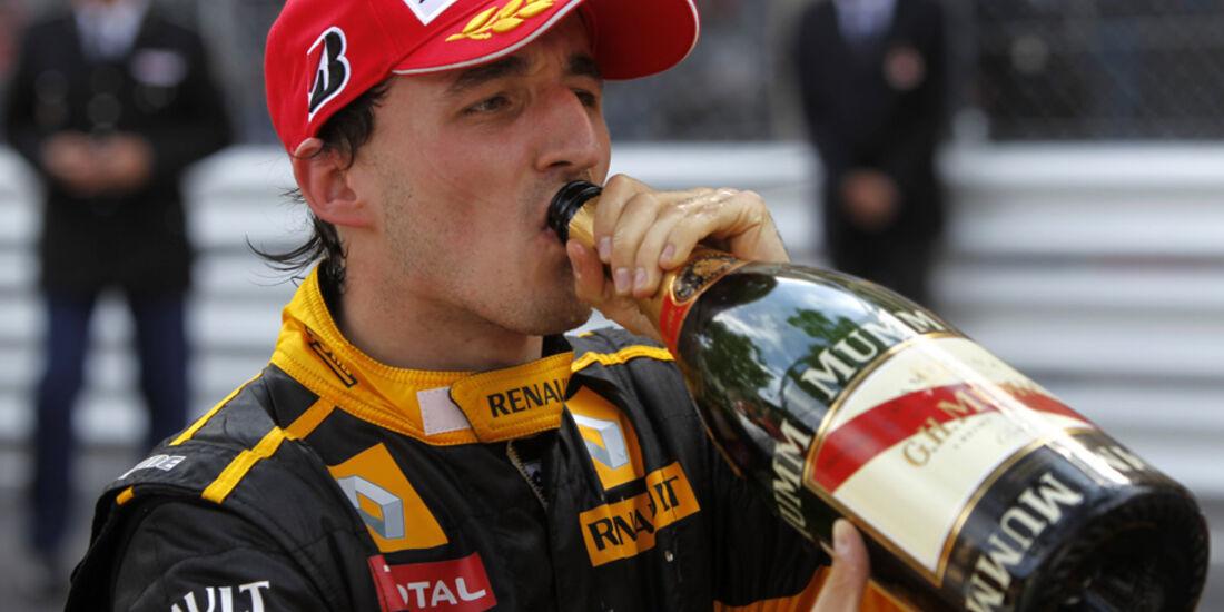 Robert Kubica - GP Monaco