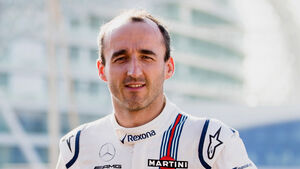 Robert Kubica - Williams 2018