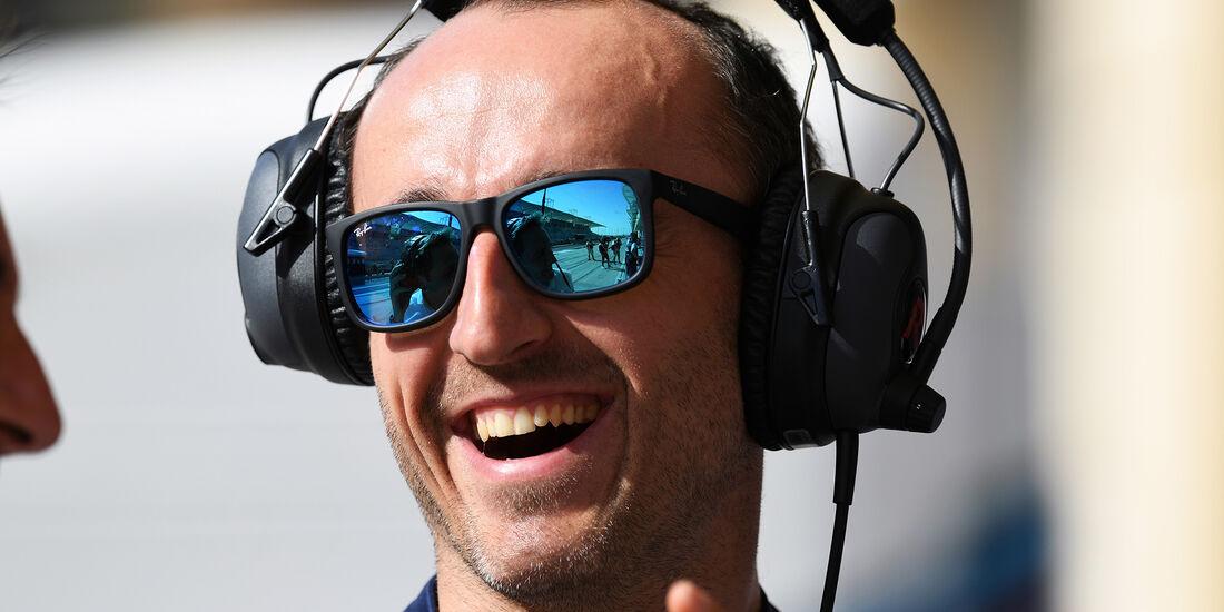 Robert Kubica - Williams - Formel 1 - GP Bahrain - 7. April 2018