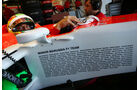 Roberto Merhi - Manor F1 - GP England - Silverstone - Freitag - 3.7.2015