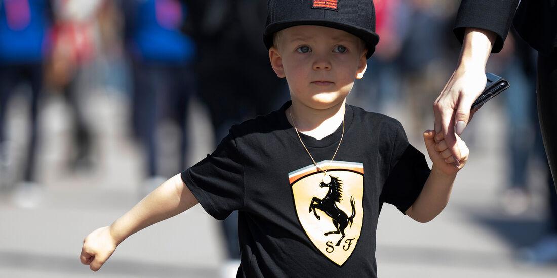 Robin Räikkönen - F1-Test - Barcelona - Tag 8 - 9. März 2018
