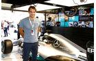 Roger Federer - GP Abu Dhabi 2016 - Formel 1