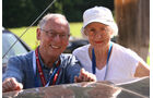 Rolf Spang und Dr. Beatrice Spang bei der Silvretta Classic 2010