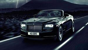Rolls-Royce Dawn Black Badge