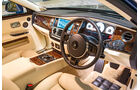Rolls-Royce Ghost, Cockpit