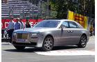 Rolls Royce Phantom -  Carspotting - Formel 1 - GP Monaco 2015