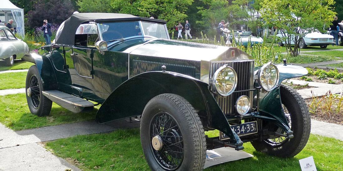 Rolls-Royce Phantom I, Jewels in the Park, Classic Days Schloss Dyck