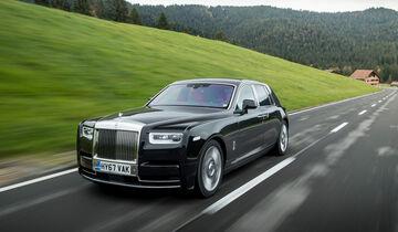 Rolls-Royce Phantom VIII Fahrbericht