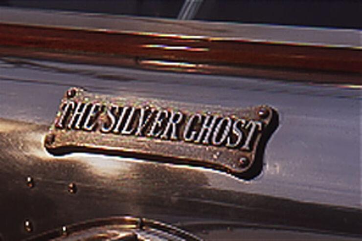 erster bester rolls royce silver ghost auto motor und sport. Black Bedroom Furniture Sets. Home Design Ideas