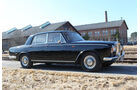 Rolls-Royce Silver Shadow, Seitenansicht