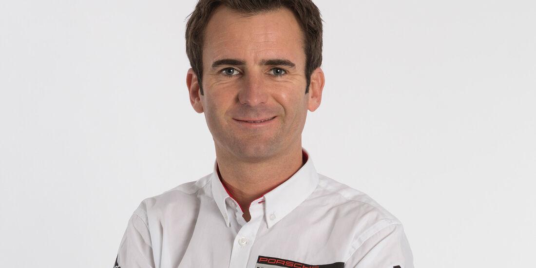 Romain Dumas - Porsche 2014