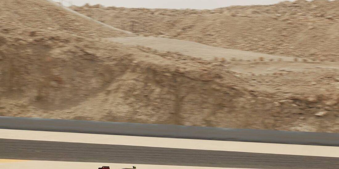 Romain Grosjean - Formel 1 - GP Bahrain - 20. April 2012