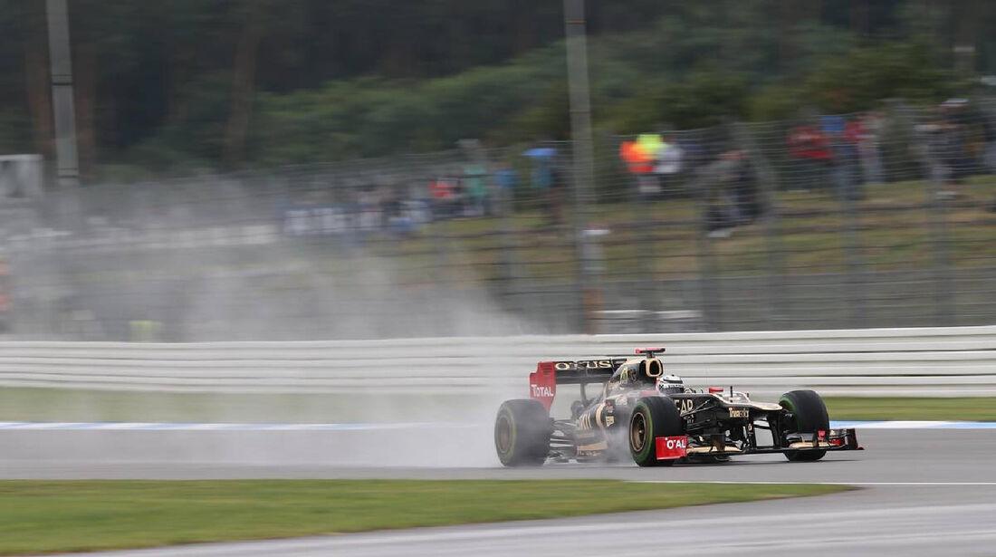 Romain Grosjean - Formel 1 - GP Deutschland - 20. Juli 2012