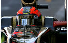 Romain Grosjean - GP Brasilien - 25. November 2011