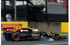 Romain Grosjean - GP Japan 2015