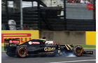 Romain Grosjean - Lotus - Formel 1 - GP Japan - Suzuka - 26. September 2015