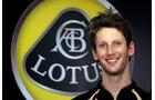 Romain Grosjean - Lotus - GP Malaysia - 24. März 2012